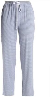 DKNY Printed Jersey Pajama Pants