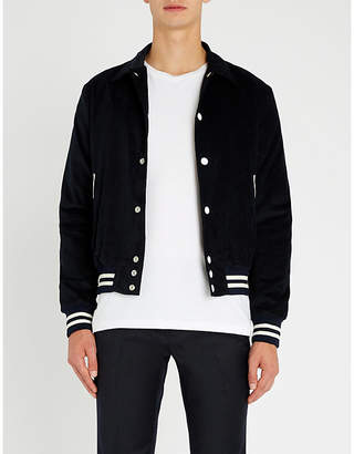 Sandro Athletic corduroy jacket