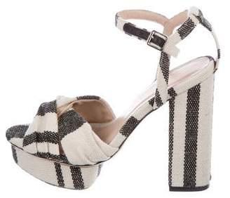 Loeffler Randall Arbella Ankle Strap Sandals