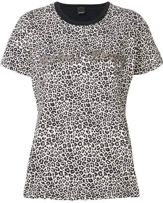 Pinko leopard print T-shirt