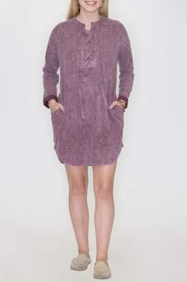 Cherish Lace Up Dress