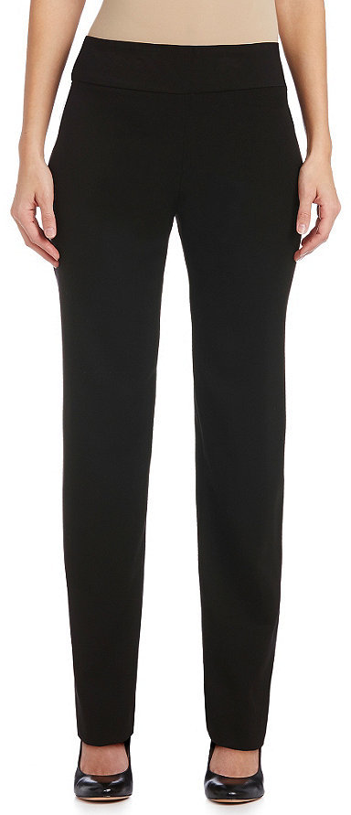 Investments the PARK AVE fit Secret Support® Pull-On Straight-Leg Pants