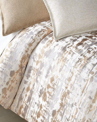 Fino Lino Linen & Lace Bebe Super King Duvet with Polivia Backing