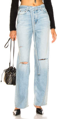 Cotton Citizen Boyfriend Jean in Sunset | FWRD