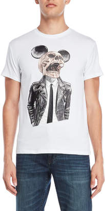 X-Ray X Ray Suit Skull Tee