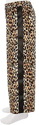 River Island Girls leopard print wide leg palazzo pants