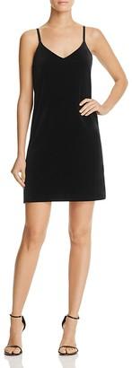 AQUA Velvet Slip Dress - 100% Exclusive $78 thestylecure.com