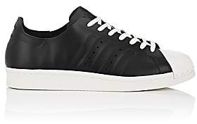 adidas Women's BNY Sole Series: Women's Superstar 80s Deconstructed Leather Sneakers - Black
