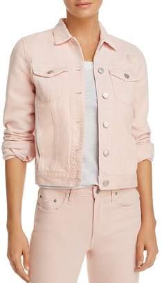 Nobody Original Denim Jacket in Petals