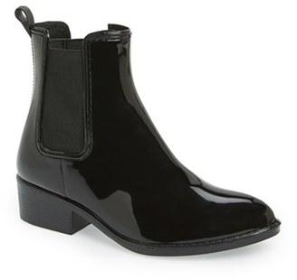 Women's Jeffrey Campbell 'Stormy' Rain Boot $54.95 thestylecure.com
