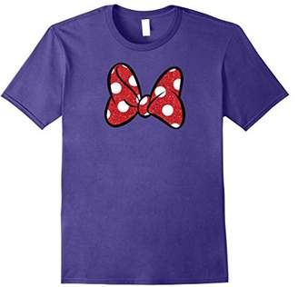 Disney Big Bow Minnie Mouse T Shirt