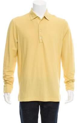 Loro Piana Piqué Polo Shirt
