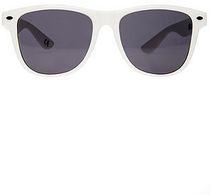 NEFF The Daily Sunglasses in White