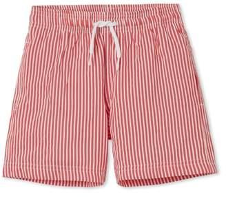 Stella Cove Red Stripe Swim Trunks
