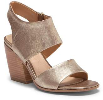 Isola Ravenna Metallic Heeled Sandal