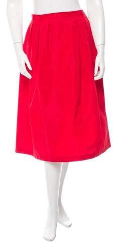 Michael Kors Knee-Length A-Line Skirt w/ Tags