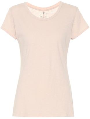 Velvet Cotton T-shirt