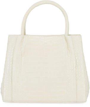 Nancy Gonzalez Small Crocodile Carryall Tote Bag