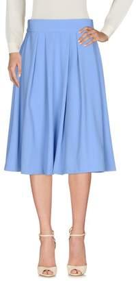 Isaia 3/4 length skirt