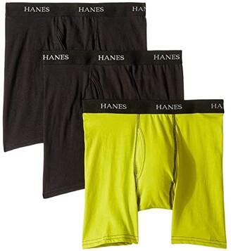 Hanes Kids Platinum Cotton Boxer Brief (Big Kids)
