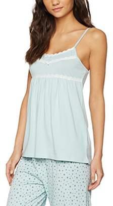 Iris & Lilly Women's Soft Touch Cami Pyjama Top