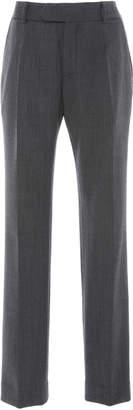 Matthew Adams Dolan Straight-Leg Herringbone Stretch-Twill Trouser