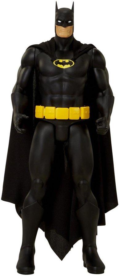 "DC Universe Big Figs 20"" Classic Black/Yellow Batman"
