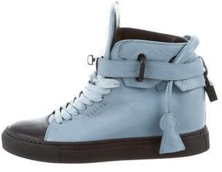 Buscemi 100MM Alta Sneakers