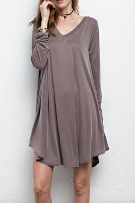 Jodifl Luxe Swing Dress $48 thestylecure.com