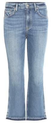 GRLFRND Joan frayed jeans