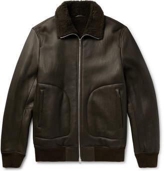 Theory Salta Eli Shearling Jacket