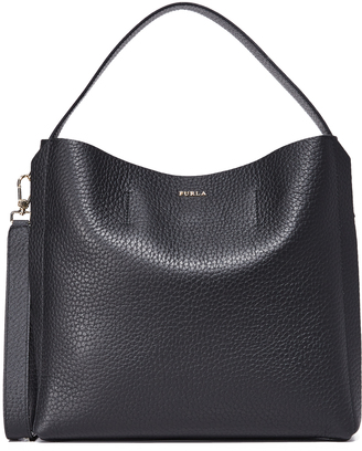 Furla Capriccio Medium Hobo Bag $448 thestylecure.com