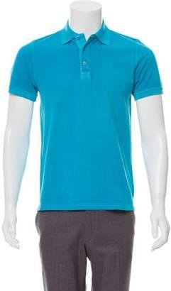 Kiton Short Sleeve Polo Shirt w/ Tags