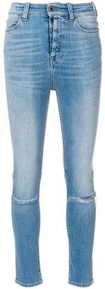 Unravel Project skinny fitted jeans