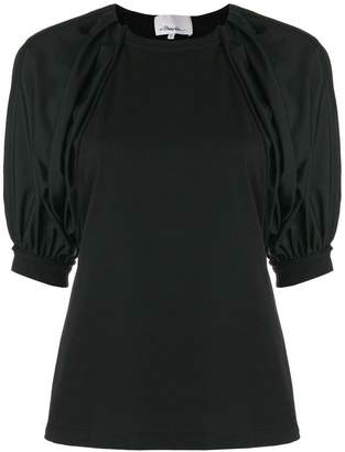3.1 Phillip Lim puff sleeve top