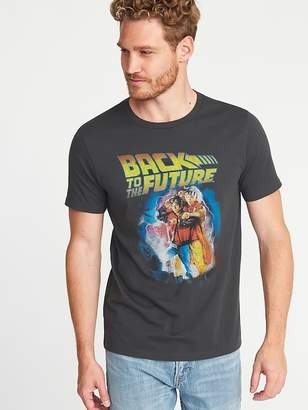 Old Navy Back to the Future Tee for Men