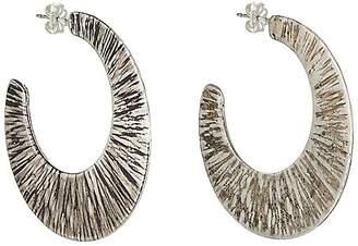 Simon Miller x Rebecca Pinto Women's Ray Hoop Earrings