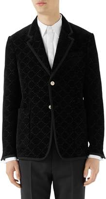 Gucci Velvet Dinner Jacket