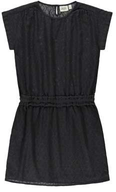 Hartford Sale - Ramie Jacquard Hemstitch Dress