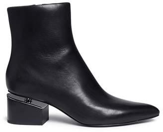 Alexander Wang 'Jude' floating heel leather boots