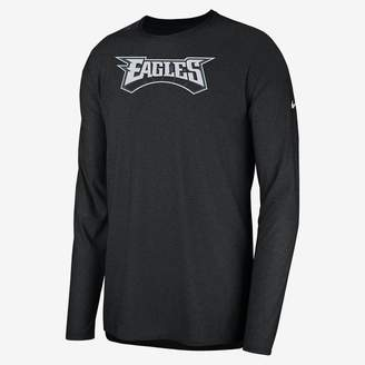 Nike Dri-FIT Player (NFL Eagles) Men's Long Sleeve Top