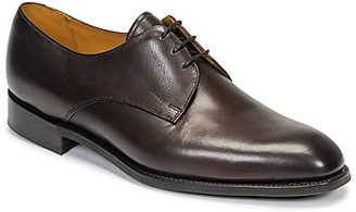 ST AUSTELL men's Smart / Formal Shoes in Brown