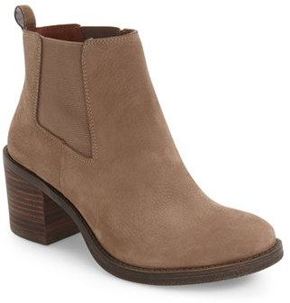Women's Lucky Brand Ralley Chelsea Boot $138.95 thestylecure.com