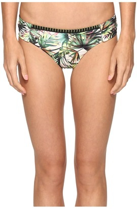 Lucky Brand Coastal Palms Side Sash Hipster Bottom $48 thestylecure.com