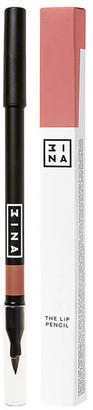 3INA Makeup 3INA Lip Pencil with Applicator (Various Shades)