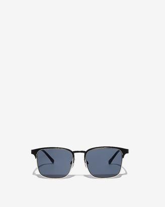 Express Black Sunglasses