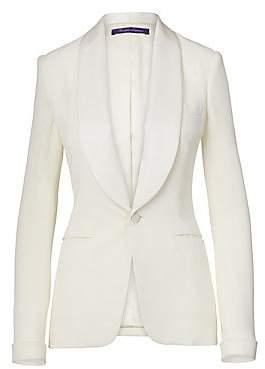 Ralph Lauren Women's Sawyer Silk Jacket