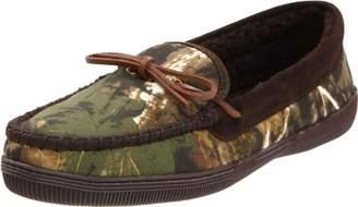 Slippers International Men's Camo Moccasin