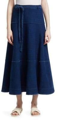 Elizabeth and James Leila Seamed Skirt