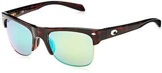 Costa del Mar Pawleys Polarized Iridium Oval Sunglasses